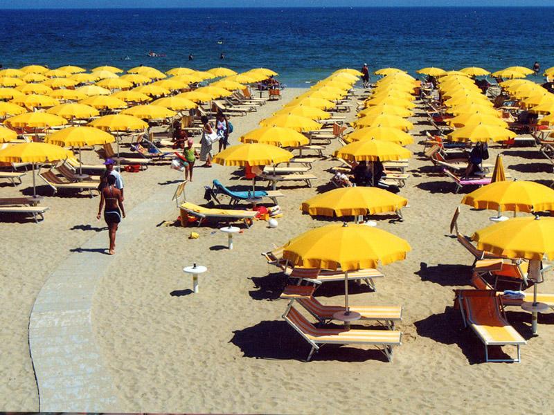 La Spiaggia | Bagno Stella